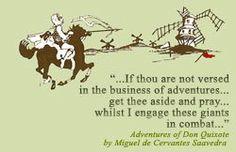 Cervantes Don Quixote Quotes