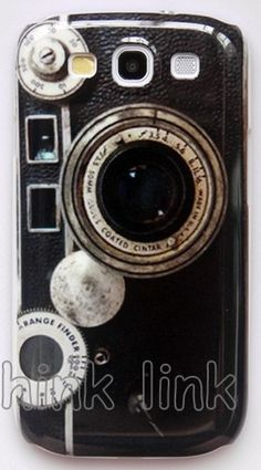 Retro antique looking old camera Hard Case for Samsung Galaxy S 3 III S3 I9300 | eBay  $3.98