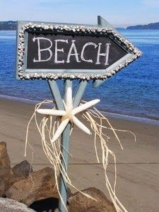 We ❤ Summer ... I will definitely be at the Beach all summer long :)