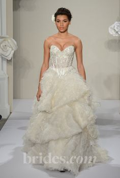 Brides.com  Pnina Tornai - 2013. Style 4221 acb17a838a1e