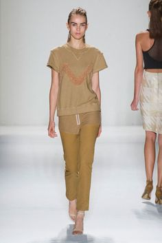 Timo Weiland S/S 2013 #NYFW