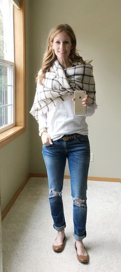Coffee Chat Episode 13 | How to wear a blanket scarf