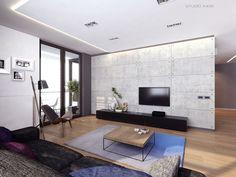 Pièces à vivre de luxe | Une pièce à vivre contemporaine | #pièceàvivre, #décoration, #luxe | Plus de nouveautés sur magasinsdeco.fr/