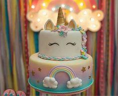 #woahbaby #adorable #unicorncake