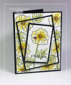 How to: Twisted Triple Panel Stamping Technique More