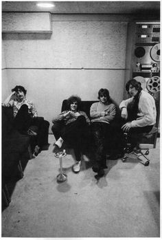 In The Studio Late '67