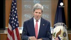 Kerry advierte a Rusia de que se le agota el tiempo para cambiar de rumbo en Ucrania
