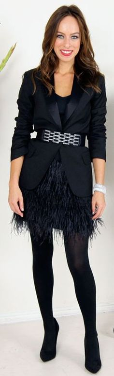 A-z #Trend #Guide: Ostrich #Feathers  by Sydne Style // love love love