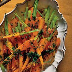 Israeli Carrots | CookingLight.com
