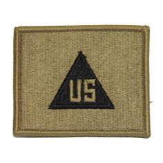 7bee70d1ced Army Civilian in the Field OCP Embroidered Patch – Vanguard Army Patches