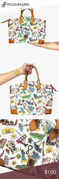 9d30801c7c6b Dooney  amp  Bourke Americana Bag •Please read last image info before  purchasing• Iconic