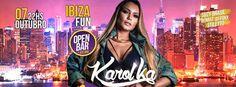 Divulgartes by Fagner Harry: Ibiza Fun com Karol Ka Promete Agitar o Taquara Sh...