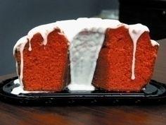 Cheerwine Pound Cake!