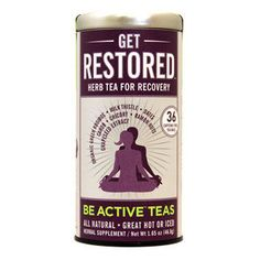 The Republic of Tea, Be Active Series of Teas