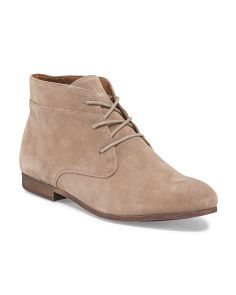 Vanessa Bruno Leather Ankle Boots ztWU7