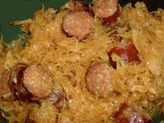 Crock Pot Kielbasa And Sauerkraut Recipe - Food.com: Food.com #crockpotsaurkrautrecipes Crockpot Saurkraut Recipes, Kielbasa Recipes Rice, Sauerkraut And Kielbasa Recipe, Pork Roast In Oven, Slow Cooked Pork, Cooking Tuna Steaks, Apple Pork Chops, Pulled Pork Recipes, Beer Recipes