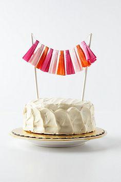 Color Pop Party Tassel #anthrofave