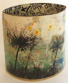 """Seedhead/Columbia Rd"" - Annabel Faraday (stoneware)"
