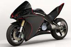 Biofuel Powered Concept Sports Bike