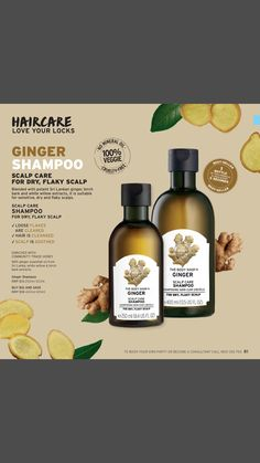 Bestselling sri lanka ginger shampoo and conditioner! This is popular stuff, my daughter even uses t Body Shop Online, Body Shop At Home, The Body Shop, Scalp Care Shampoo, Shampoo And Conditioner, Clarifying Shampoo, Itchy Scalp, Dry Scalp, Body Shop Skincare