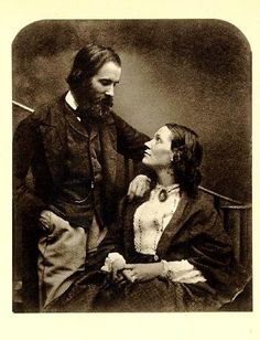 Photo of Civil War era couple...Beautiful!