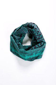 infinity scarf by Dikla Levsky