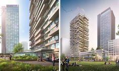 GROZA ABN AMRO en Rabo verstrekken €180 miljoen financiering voor nieuwe torens in Amsterdam-Noord http://www.groza.nl www.groza.nl, GROZA