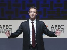 Mark Zuckerberg Says We Need a 'Global Superstructure to Advance Humanity'