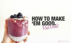 Breakfast smoothies are the perfect idea pre-yoga. Here are five simple steps to make energizing smoothies to fuel your yoga practice in the morning! Yummy Smoothies, Breakfast Smoothies, Smoothie Recipes, Breakfast Recipes, Orange Juice Smoothie, Smoothie Blender, Healthy Drinks, Healthy Food, How To Make Light