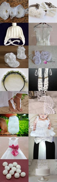 Wonderful White!! by TheDaintyBoutique on Etsy--Pinned with TreasuryPin.com