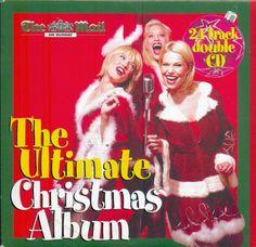 ULTIMATE CHRISTMAS ALBUM: PROMO 2 CD SET - GREG LAKE, BUCKS FIZZ, NAT KING COLE #PopEasyListeningChristmas Christmas Cds, Christmas Albums, Hues Corporation, Buck's Fizz, Greg Lake, Perry Como, Nat King, Roy Orbison, Mind Up
