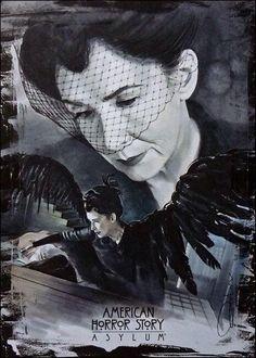 American Horror Story Asylum: Angel of death