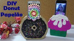 DIY - Porta Celular Donut