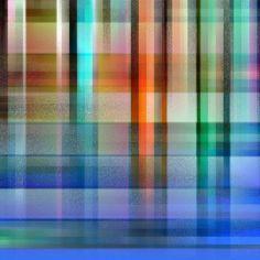 """Warp & Weft""  24"" wide by 24"" High (1.5 inch Gallery Wrap)."