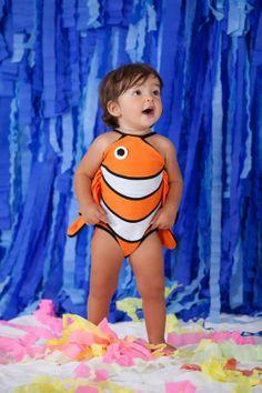 Fábula cria fantasias infantis para o Carnaval. Fundo do mar foi o tema da coleção