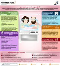 #Infografia #Salud #Niño Prematuro #Synaptic