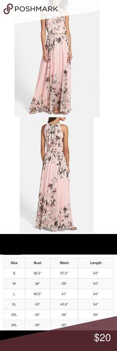 Pale Pink Modest Maxi 🌸 Gorgeous!!!     (8) Dresses Maxi
