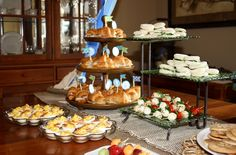 Hosting a Baby Shower Part 2: Planning the Food Menu