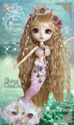 pullip+mermaid | mermaid2
