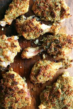 Ina Garten's Mustard-Roasted Chicken #recipe