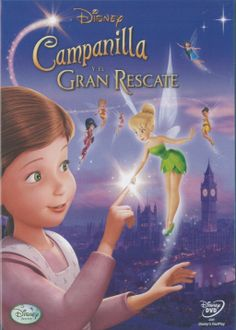Campanilla y el gran rescate (Walt Disney)