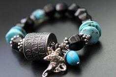 Anne Choi bead bracelet genuine Nacozari by mayababyjewelry