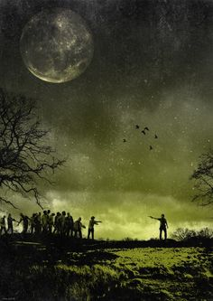 The Walking Dead Posters- Created byRany Atlan ...