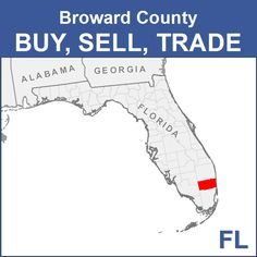 Broward County Buy, Sell, Trade - FL Stuff For Free, Broward County, Alabama, Georgia, Florida, Letters, The Florida, Letter, Lettering