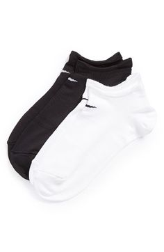Nike 'Performance' No-Show Socks (2-Pack) (Women) | Nordstrom. Size M (size 6-10)I love love love these!