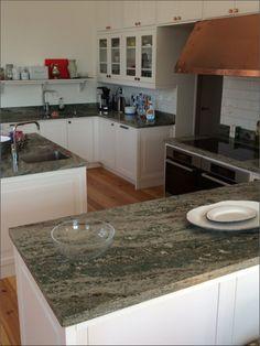 Kolmårdsmarmor i kök