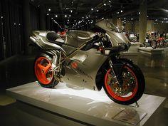 *** Ducati 916 Senna.  Edição Especial em Memória de Ayrton Senna.
