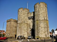 West Gate Towers in Canterbury, England | Flickr - Photo Sharing!