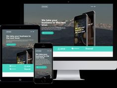 Fresh and Free Responsive HTML5 Site Templates