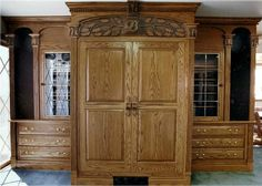timber rustic entertainment centers and bookcases | Entertainment Centers